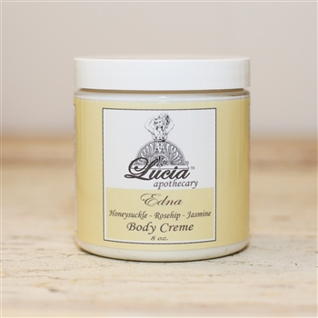 Edna - Honeysuckle Rosehip Jasmine - body creme