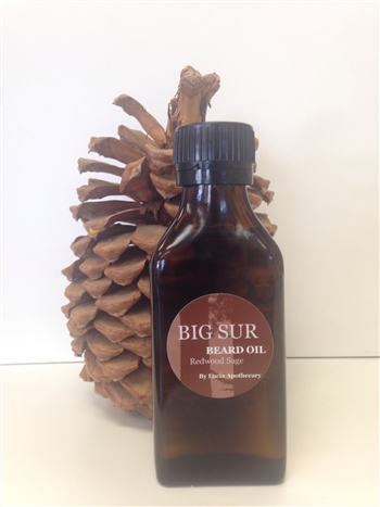 Big Sur Beard Oil