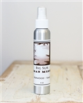 Big Sur - Redwood Sage - man mist