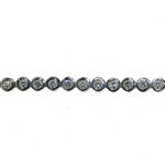 BLD0008 18k White Gold Diamond Bracelet