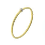 BLD0035 18k Yellow Gold Diamond Bracelet